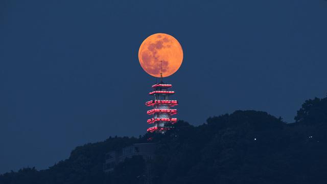 Siêu trăng trung Quốc