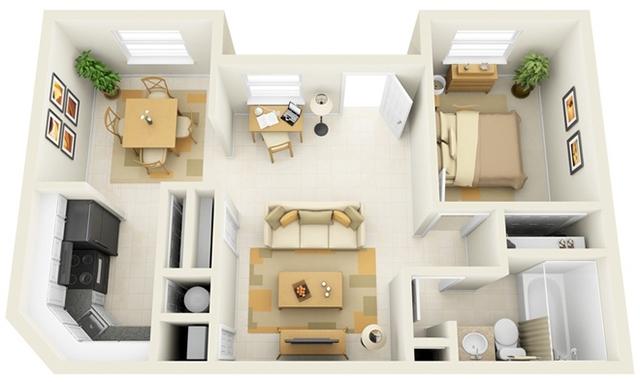 có nên mua chung cư mini cho thuê