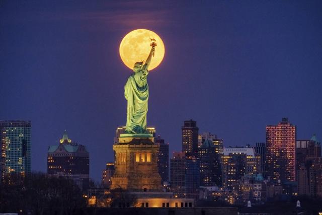 siêu trăng là gì