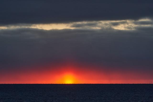 Mặt trời mọc phía nào