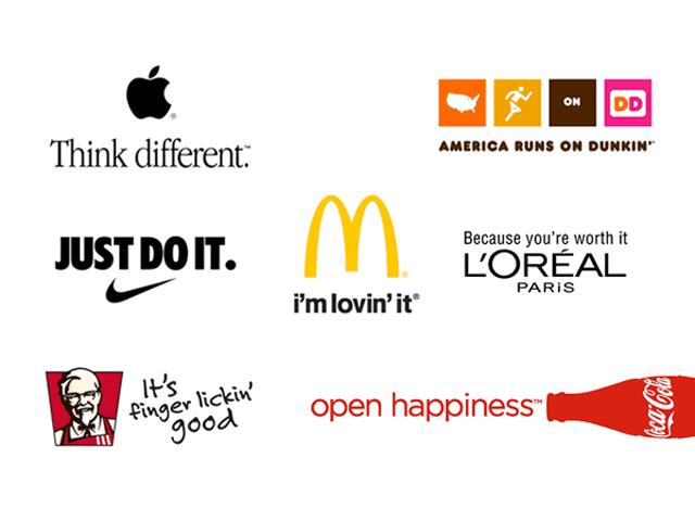 Những câu nói quảng cáo tạo nét riêng, sự khác biệt của sản phẩm