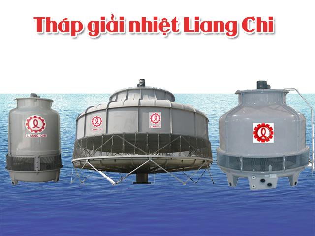 Tháp giải nhiệt Liang Chi có nhiều ưu điểm